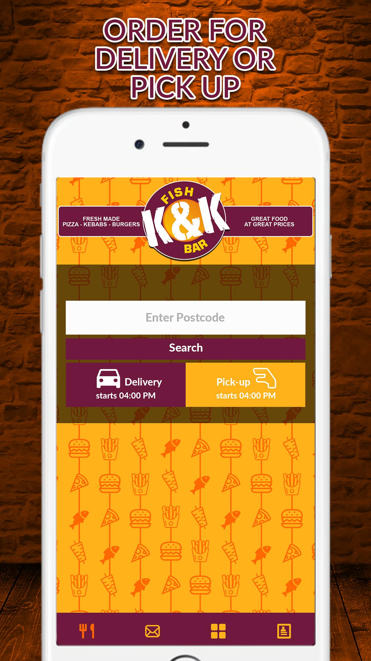 K & K Fish Bar