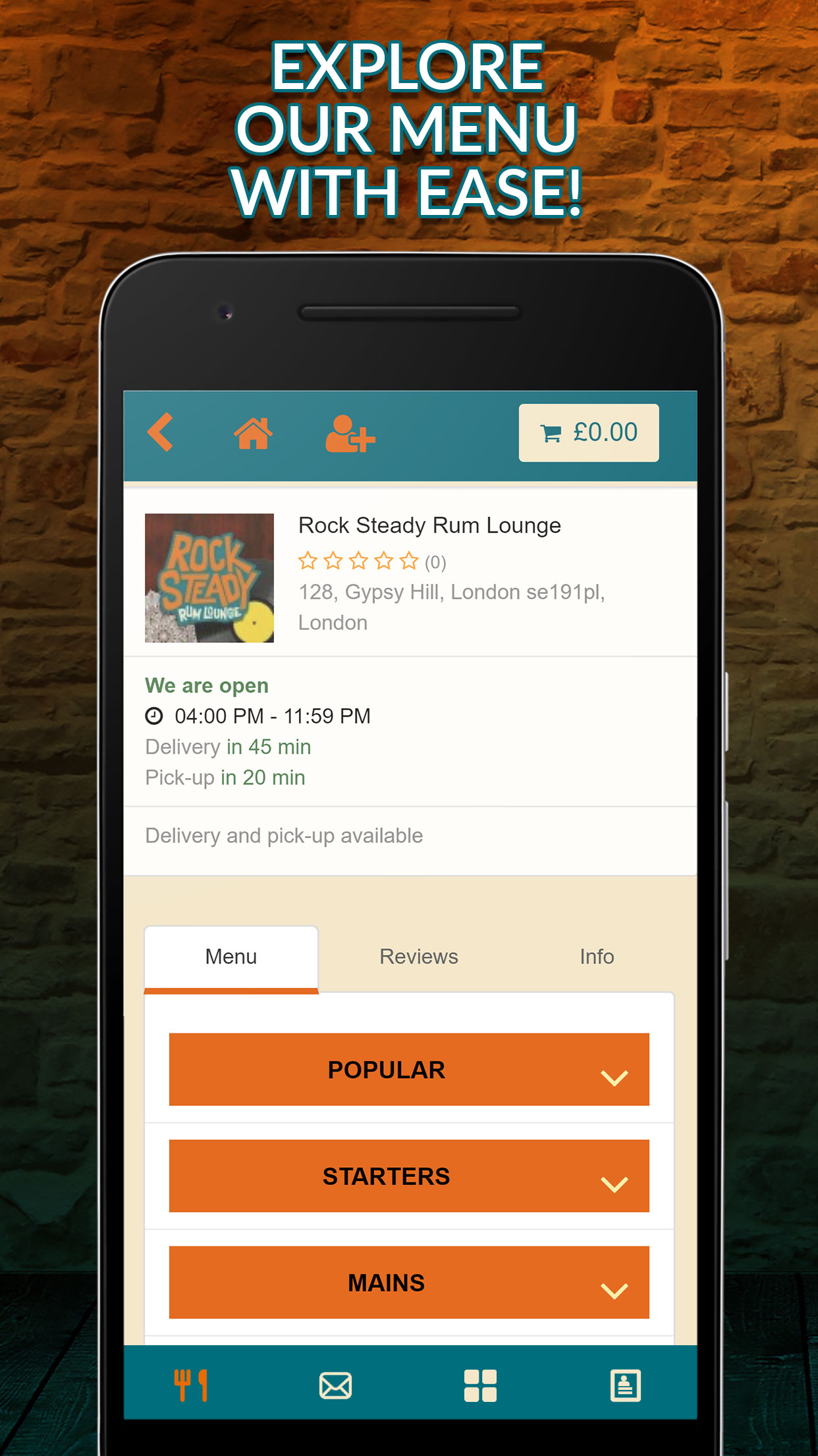 Rock Steady Rum Lounge