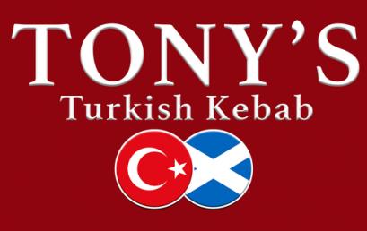 Tony's Turkish Kebabs Leslie
